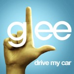 glee drive my car cover