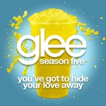 glee you've got to hide your love away cover