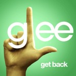 glee get back cover
