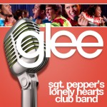 glee sgt. pepper's lonely hearts club band cover
