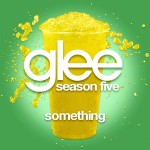 glee something cover