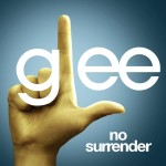 glee no surrender cover