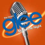 glee marry the night cover