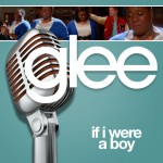 glee if i were a boy cover