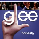glee honesty cover