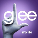 glee my life cover