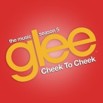 glee cheek to cheek cover