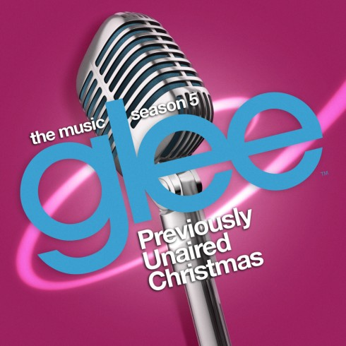 glee previously unaired christmas cover