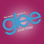 glee love child cover