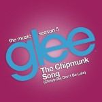 glee the chipmunk song cover