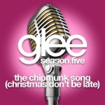 glee the chipmunk song (chritmas don't be late) cover