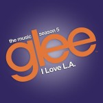 glee i love l.a. cover