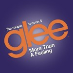 glee more than a feeling cover