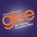 glee mr roboto / couting stars cover