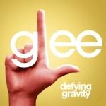 glee defying gravity cover