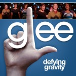glee defying gravity cover