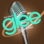 glee downtown cover