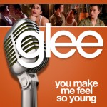 glee you make me feel so young cover