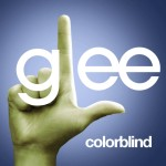 glee colorblind cover