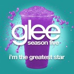 glee i'm the greatest star cover