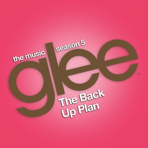 glee the back up plan cover