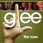 glee the rose cover