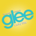glee lucky star cover