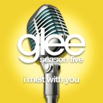 glee I melt with you cover