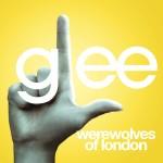 glee werewolves of london cover