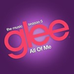 glee all of me cover