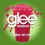 glee take on me cover