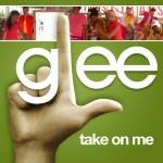 glee take on me cover