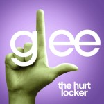 glee the hurt locker cover