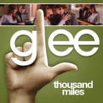 glee thousand miles cover