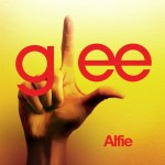 glee alfie cover