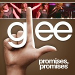 glee promises, promises cover