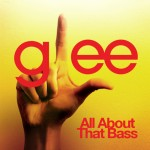 glee all about that bass cover