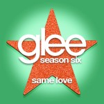 glee same love cover