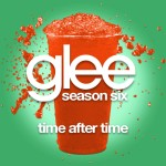 glee time after time cover