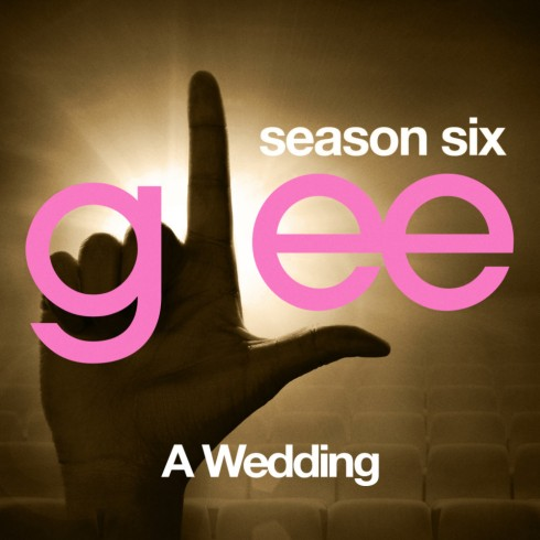 glee a wadding cover