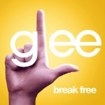 glee break free cover