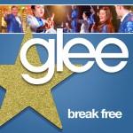 glee break free cover