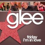 glee Friday i'm in love cover