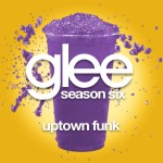 glee uptown funk cover