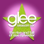 glee the rise and fall of sue sylvester cover