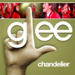 glee chandelier cover