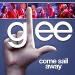 glee come sail away cover