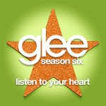 glee listen to your heart cover
