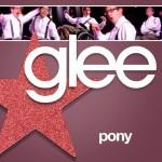 glee pony cover