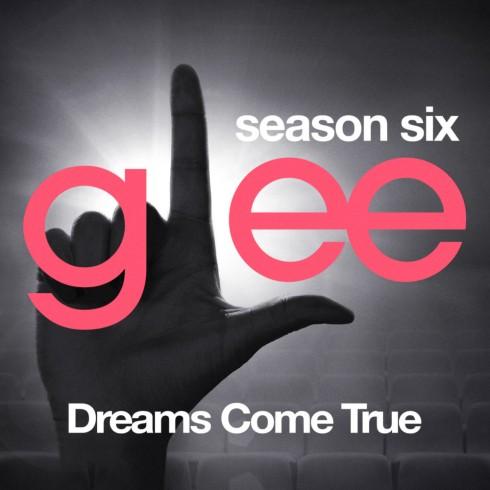 glee dreams come true cover